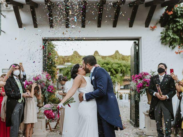 La boda de Daniel y Alba en Jerez De La Frontera, Cádiz 36