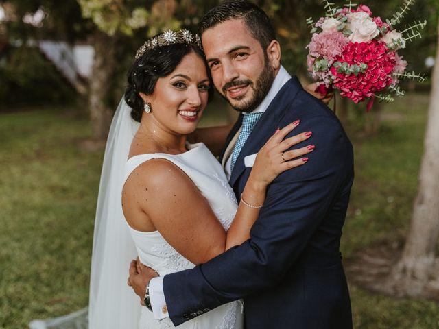 La boda de Daniel y Alba en Jerez De La Frontera, Cádiz 37