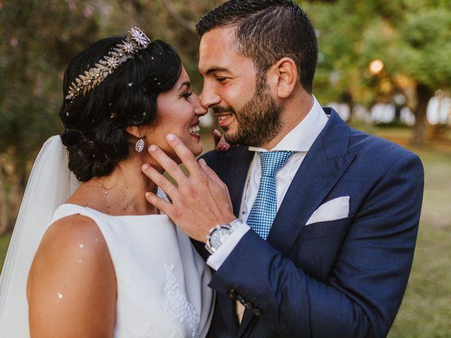 La boda de Alba y Daniel