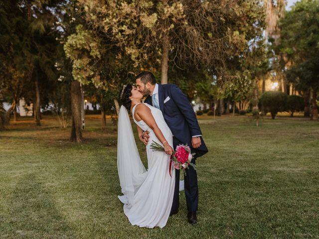 La boda de Daniel y Alba en Jerez De La Frontera, Cádiz 39