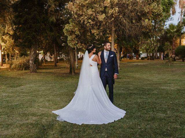 La boda de Daniel y Alba en Jerez De La Frontera, Cádiz 40