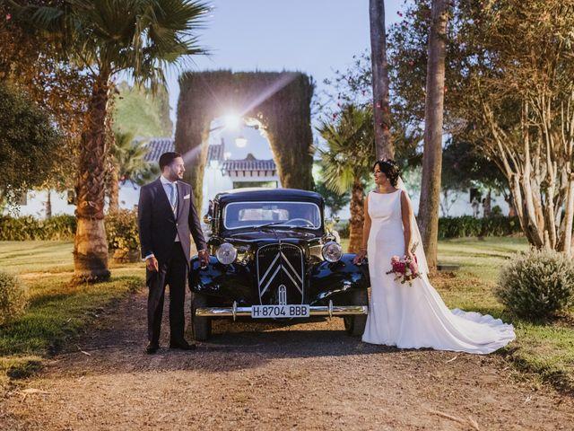 La boda de Daniel y Alba en Jerez De La Frontera, Cádiz 42