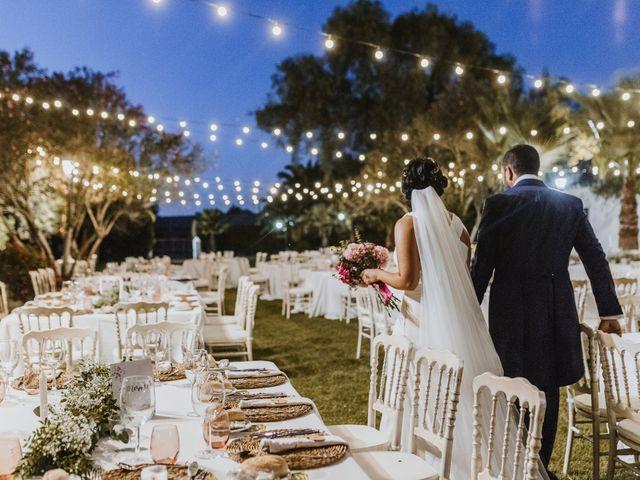 La boda de Daniel y Alba en Jerez De La Frontera, Cádiz 43