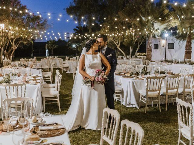 La boda de Daniel y Alba en Jerez De La Frontera, Cádiz 1