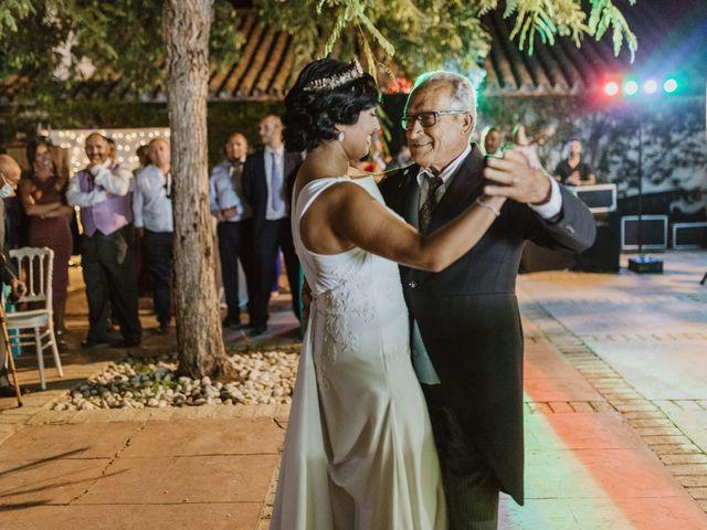 La boda de Daniel y Alba en Jerez De La Frontera, Cádiz 53