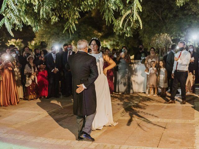 La boda de Daniel y Alba en Jerez De La Frontera, Cádiz 54