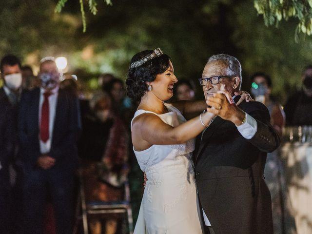 La boda de Daniel y Alba en Jerez De La Frontera, Cádiz 55