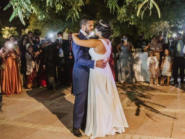 La boda de Daniel y Alba en Jerez De La Frontera, Cádiz 56