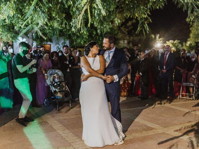 La boda de Daniel y Alba en Jerez De La Frontera, Cádiz 2