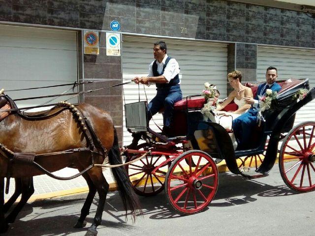 La boda de Raúl y Mari Carmen en Petrer, Alicante 2