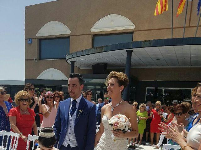 La boda de Raúl y Mari Carmen en Petrer, Alicante 1
