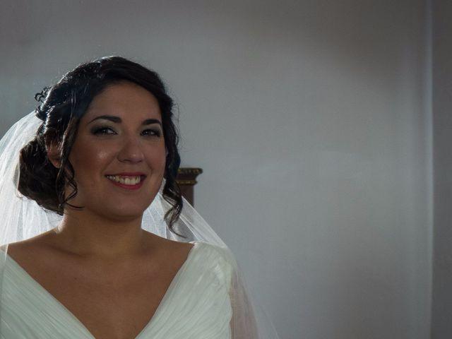 La boda de Antonio Manuel y Vanesa en El Garrobo, Sevilla 43