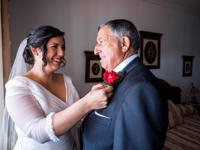 La boda de Antonio Manuel y Vanesa en El Garrobo, Sevilla 44