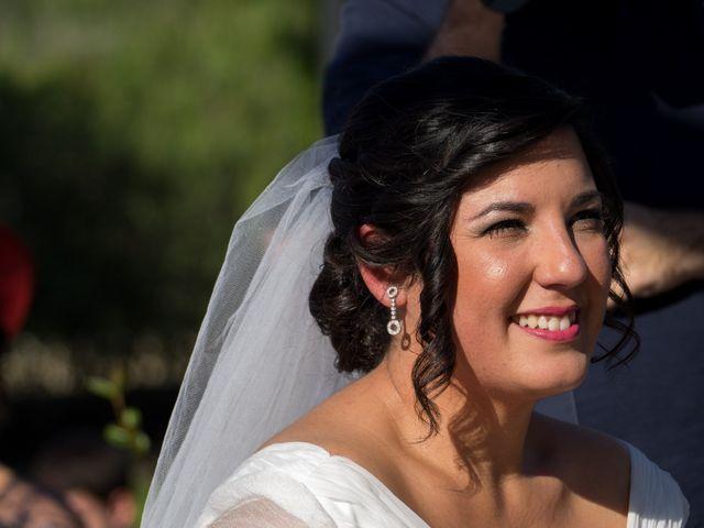 La boda de Antonio Manuel y Vanesa en El Garrobo, Sevilla 46