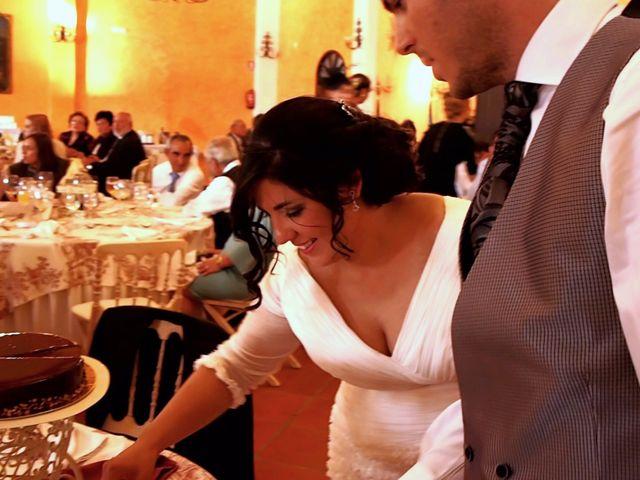 La boda de Antonio Manuel y Vanesa en El Garrobo, Sevilla 50