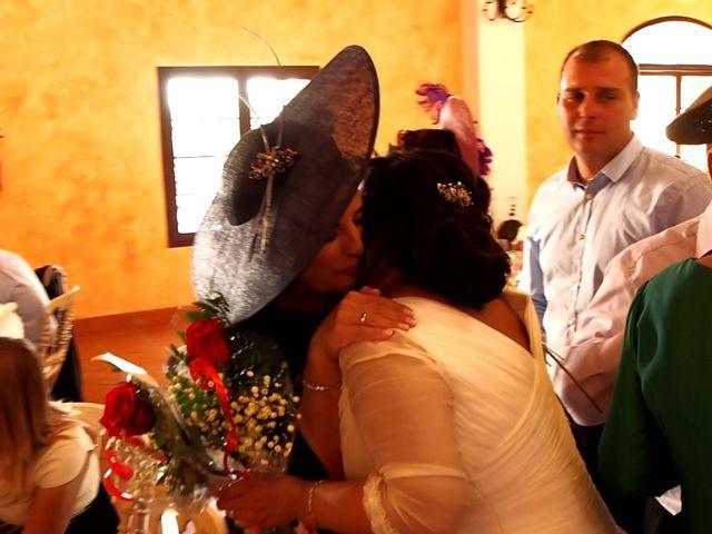 La boda de Antonio Manuel y Vanesa en El Garrobo, Sevilla 51