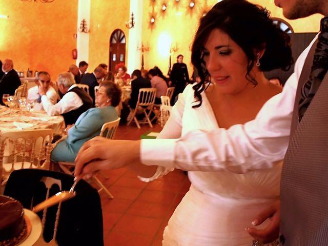 La boda de Antonio Manuel y Vanesa en El Garrobo, Sevilla 52
