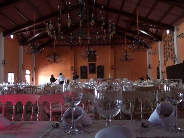 La boda de Antonio Manuel y Vanesa en El Garrobo, Sevilla 54