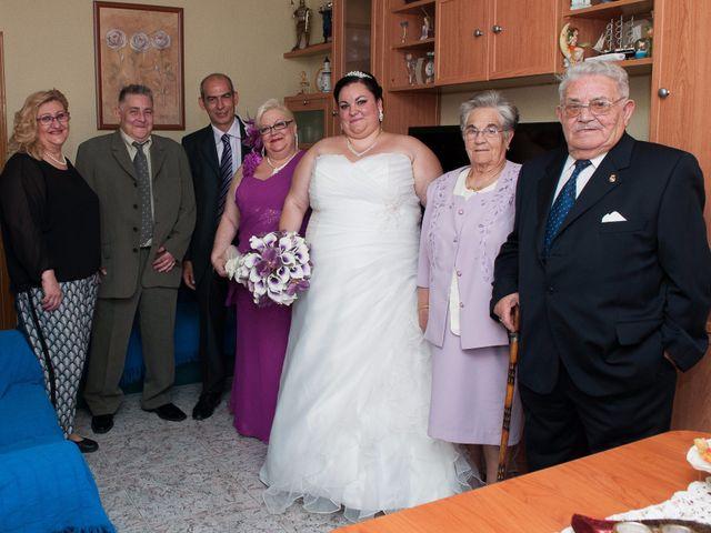 La boda de Daniel  y Gema en Talamanca Del Jarama, Madrid 8