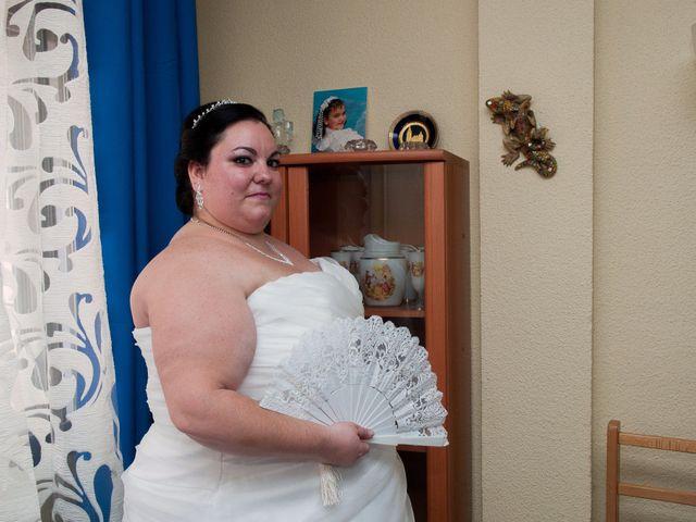 La boda de Daniel  y Gema en Talamanca Del Jarama, Madrid 9