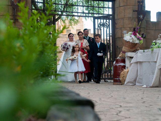 La boda de Daniel  y Gema en Talamanca Del Jarama, Madrid 13