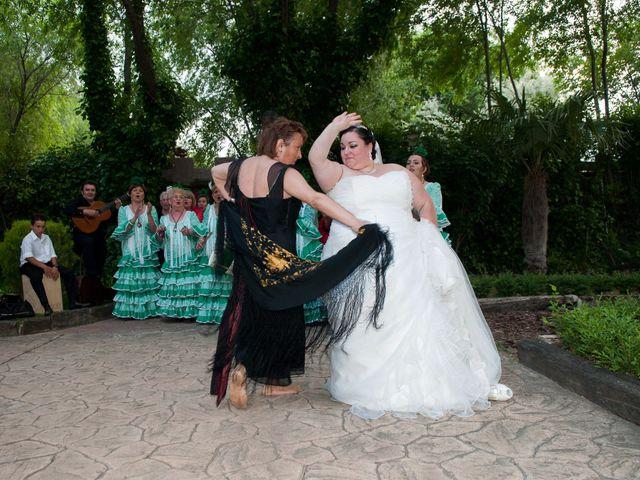 La boda de Daniel  y Gema en Talamanca Del Jarama, Madrid 17