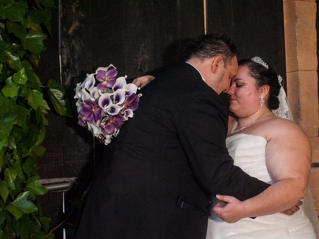 La boda de Daniel  y Gema en Talamanca Del Jarama, Madrid 19