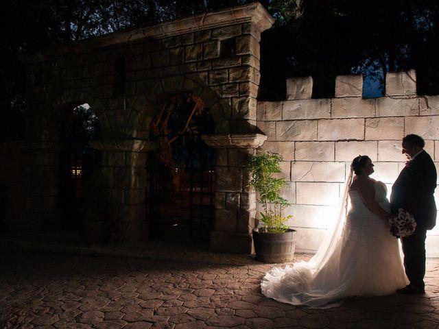 La boda de Daniel  y Gema en Talamanca Del Jarama, Madrid 20
