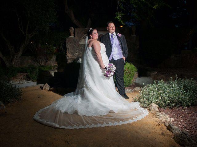 La boda de Daniel  y Gema en Talamanca Del Jarama, Madrid 21