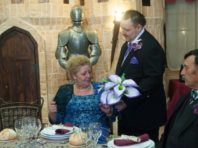 La boda de Daniel  y Gema en Talamanca Del Jarama, Madrid 22