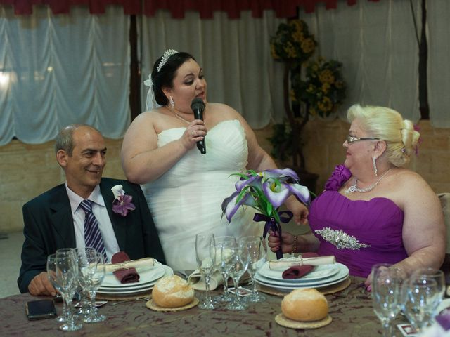 La boda de Daniel  y Gema en Talamanca Del Jarama, Madrid 23
