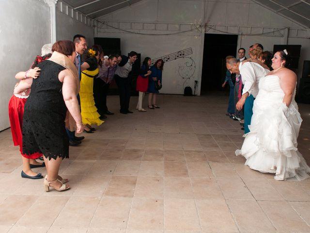 La boda de Daniel  y Gema en Talamanca Del Jarama, Madrid 26
