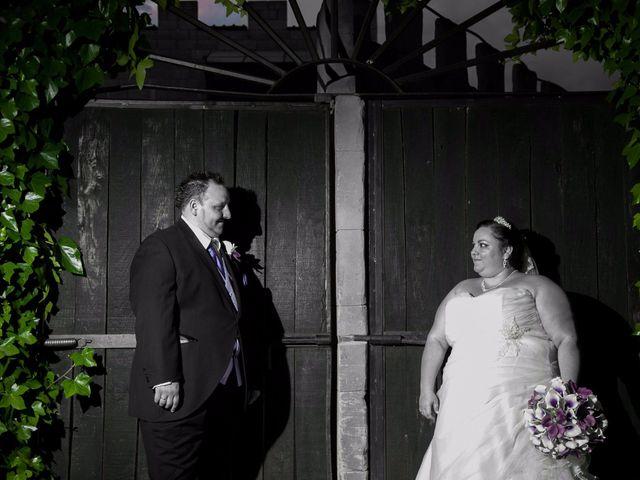 La boda de Daniel  y Gema en Talamanca Del Jarama, Madrid 30