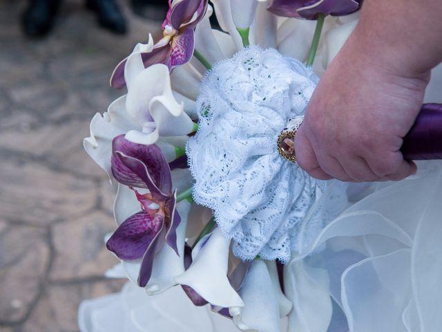 La boda de Daniel  y Gema en Talamanca Del Jarama, Madrid 40
