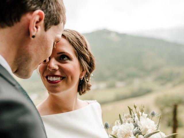 La boda de Alex y Leire en Atxondo, Vizcaya 26