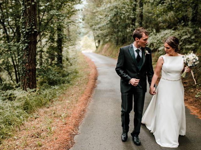 La boda de Alex y Leire en Atxondo, Vizcaya 27
