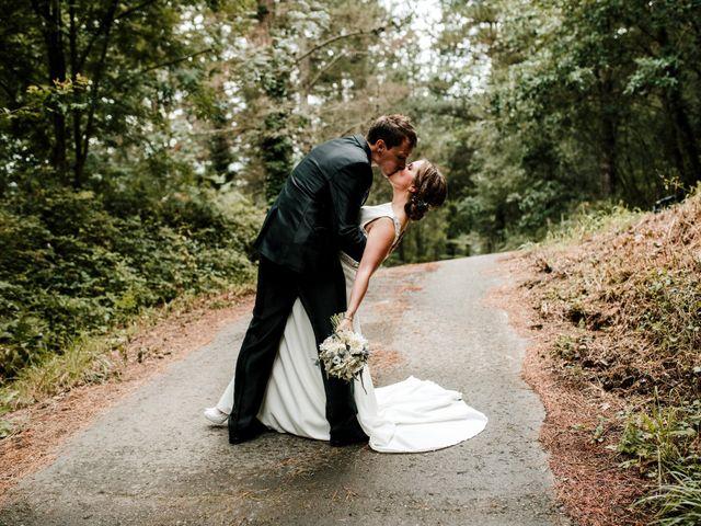 La boda de Alex y Leire en Atxondo, Vizcaya 28