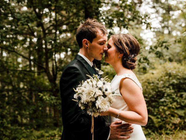 La boda de Alex y Leire en Atxondo, Vizcaya 29