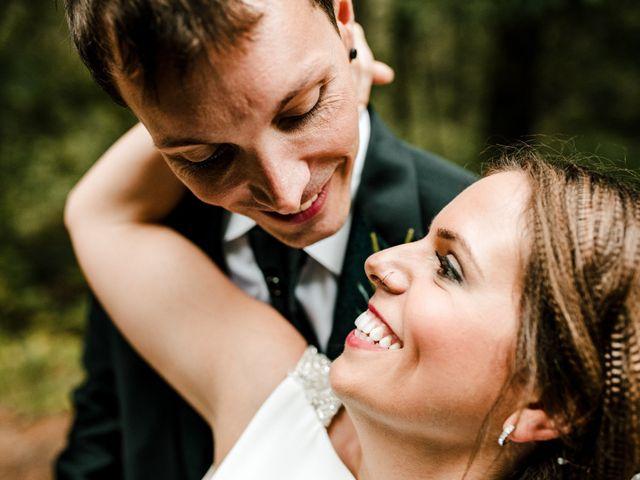 La boda de Alex y Leire en Atxondo, Vizcaya 34