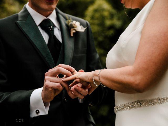 La boda de Alex y Leire en Atxondo, Vizcaya 38