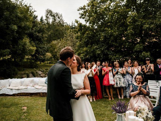 La boda de Alex y Leire en Atxondo, Vizcaya 39
