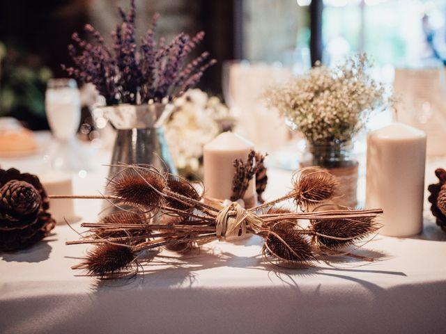 La boda de Alex y Leire en Atxondo, Vizcaya 40