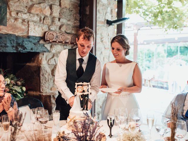 La boda de Alex y Leire en Atxondo, Vizcaya 41