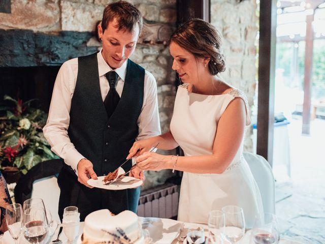 La boda de Alex y Leire en Atxondo, Vizcaya 42