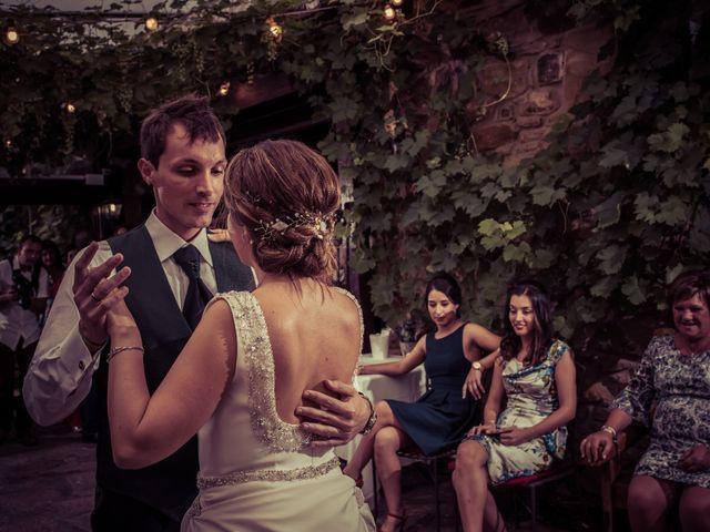 La boda de Alex y Leire en Atxondo, Vizcaya 44