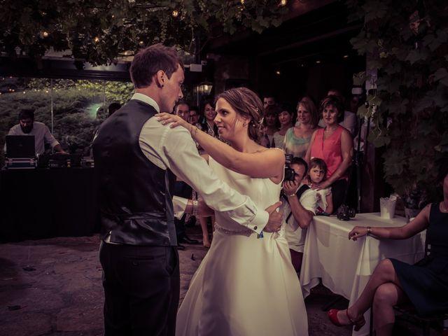 La boda de Alex y Leire en Atxondo, Vizcaya 45