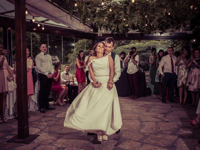 La boda de Alex y Leire en Atxondo, Vizcaya 46