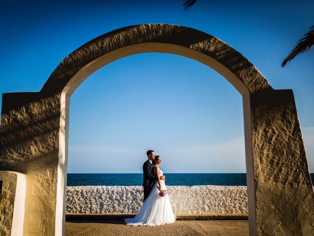 La boda de Xavi y Mireia en Vilanova I La Geltru, Barcelona 9