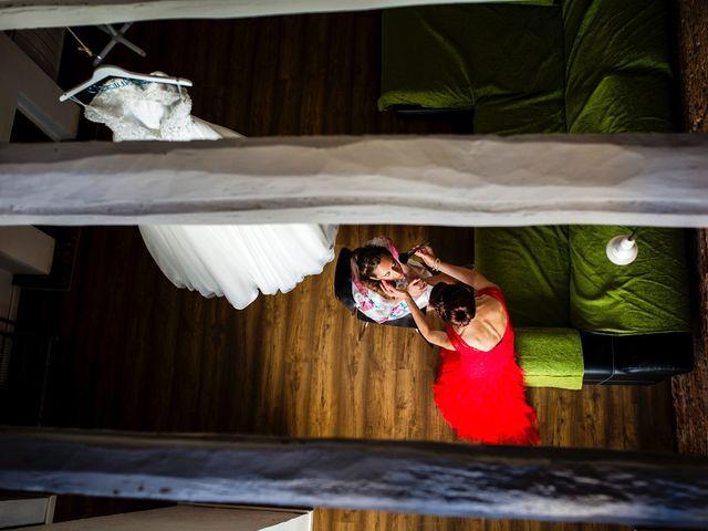La boda de Xavi y Mireia en Vilanova I La Geltru, Barcelona 10