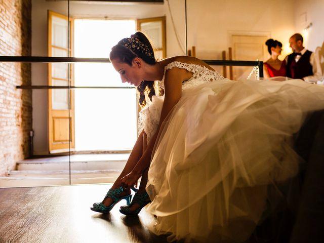 La boda de Xavi y Mireia en Vilanova I La Geltru, Barcelona 15